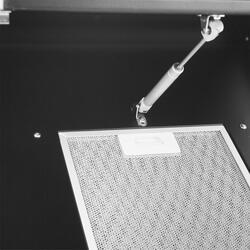 Вытяжка каминная Hansa OKC 643 SH серебристый