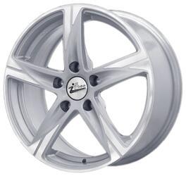 Автомобильный диск литой iFree Кальвадос 7x16 5/100 ET 45 DIA 67,1 Айс