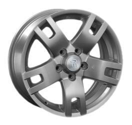 Автомобильный диск литой Replay NS76 6,5x16 5/114,3 ET 40 DIA 66,1 GM