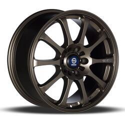 Автомобильный диск Литой SPARCO Drift 7x16 5/114,3 ET 45 DIA 73,1 Matt Bronze
