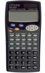 Калькулятор научный Citizen SRP-285 II