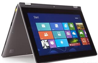 "11.6"" Планшет Lenovo IdeaPad Yoga 11 32 Гб  серебристый"