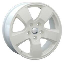 Автомобильный диск литой Replay H31 7,5x17 5/120 ET 45 DIA 64,1 White