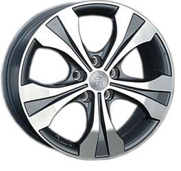 Автомобильный диск литой Replay MZ50 7x19 5/114,3 ET 50 DIA 67,1 MBF