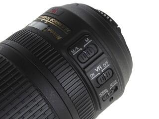 Объектив Nikon AF-S 70-300mm F4.5-5.6 G IF-ED VR Nikkor