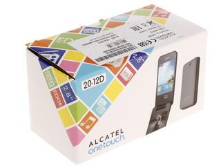 Сотовый телефон Alcatel OneTouch OT-2012D белый