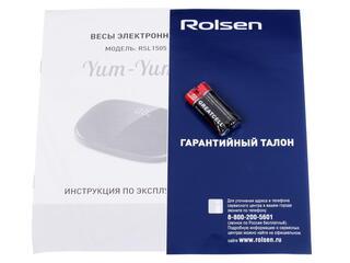 Весы Rolsen RSL1505