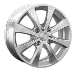 Автомобильный диск литой Replay KI51 6x15 4/100 ET 48 DIA 54,1 Sil