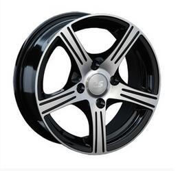 Автомобильный диск Литой LS NG238 6x14 4/98 ET 35 DIA 58,6 BKF