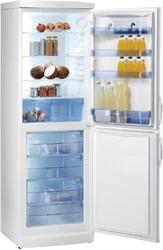 Холодильник с морозильником Gorenje RK 6355 W/1 белый