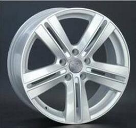 Автомобильный диск литой Replay GN83 6,5x15 5/105 ET 39 DIA 56,6 Sil