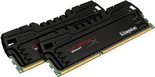 Память DIMM DDR3 4096MBx2 PC15000 1866MHz Kingston CL9-11-9