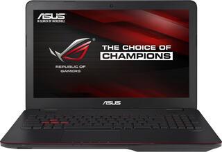 """15.6"""" Ноутбук ASUS G551JW черный"""