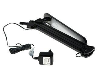 Настольный светильник ЭРА NLED-441-7W-BK черный