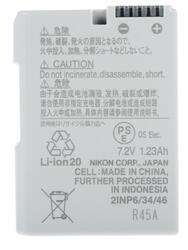 Аккумулятор Nikon EN-EL14a