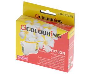 Картридж струйный Colouring CG-T0733