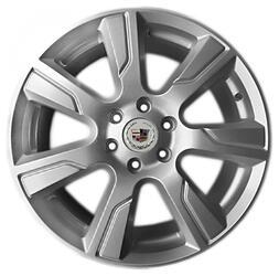 Автомобильный диск литой Replay CL8 8x18 6/120 ET 53 DIA 67,1 Sil