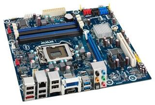 Плата Intel LGA1155 DH67BL H67 4xDDR3-1333 PCI-E 6ch 3xSATA 2xSATA_6.0 Gb/s eSATA GLAN mATX