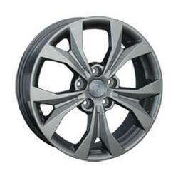 Автомобильный диск литой Replay H42 6,5x17 5/114,3 ET 50 DIA 64,1 GM