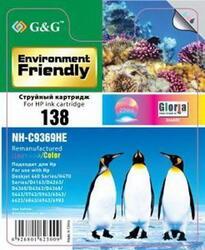 Картридж струйный G&G NH-C9369HE
