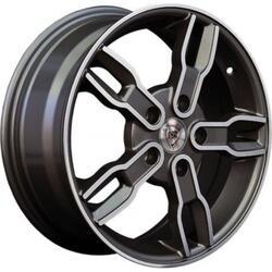 Автомобильный диск Литой NZ SH603 6,5x16 5/114,3 ET 55 DIA 64,1 GMF