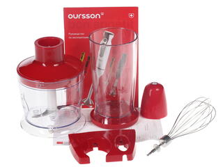 Блендер Ousrsson HB6060/RD красный