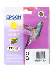 Картридж струйный Epson T 0804