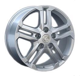 Автомобильный диск Литой Replay LX28 8,5x20 5/150 ET 60 DIA 110,3 Sil