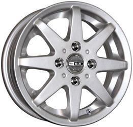 Автомобильный диск Литой K&K Верса 5x13 4/100 ET 45 DIA 67,1 Сильвер