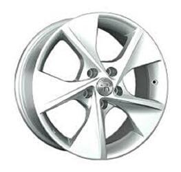 Автомобильный диск литой Replay TY149 7x17 5/114,3 ET 39 DIA 60,1 Sil
