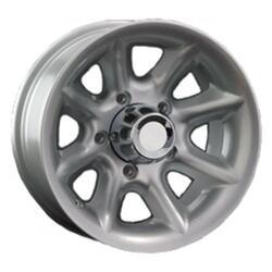 Автомобильный диск Литой LS A805 7x15 5/139,7 ET 6 DIA 110 Sil