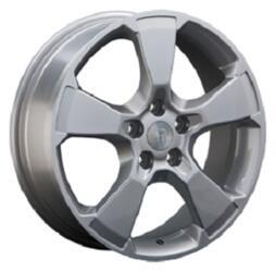 Автомобильный диск литой Replay GN27 7x18 5/115 ET 45 DIA 70,1 Sil