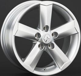 Автомобильный диск литой Replay RN88 6,5x16 5/114,3 ET 45 DIA 60,1 Sil