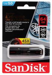 Память USB Flash Sandisk Extreme 64 Гб