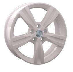 Автомобильный диск литой Replay NS77 6,5x17 5/114,3 ET 45 DIA 66,1 White