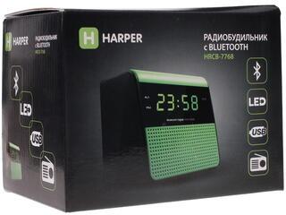 Часы радиобудильник Harper HRCB-7768