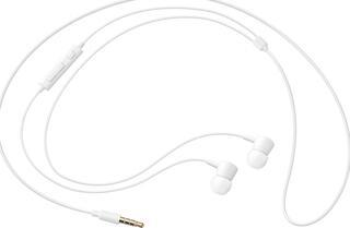 Гарнитура проводная Samsung EO-HS1303 белый