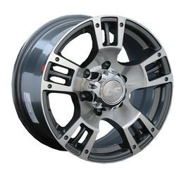 Автомобильный диск Литой LS 166 8x16 6/139,7 ET 30 DIA 67,1 GMF