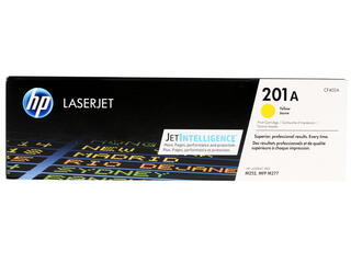 Картридж лазерный HP 201A (CF402A)