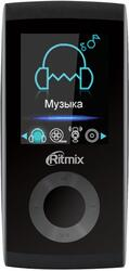 Мультимедиа плеер RITMIX RF-4400, 4Gb, Black