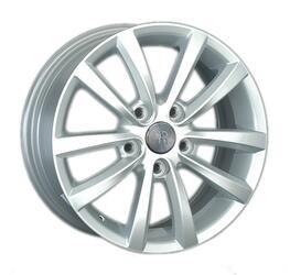 Автомобильный диск литой Replay SK74 6,5x15 5/100 ET 43 DIA 57,1 Sil