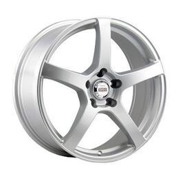 Автомобильный диск Литой Alcasta M32 6x15 4/114,3 ET 40 DIA 66,1 Sil