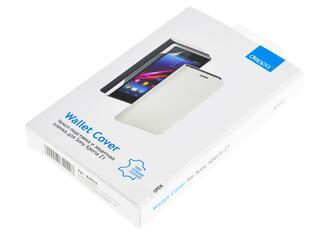 Флип-кейс  Deppa для смартфона Sony Xperia Z1