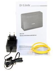 Маршрутизатор D-Link DIR-320 NRU