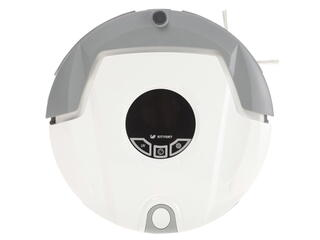 Пылесос-робот Kitfort KT-501 белый