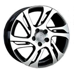 Автомобильный диск литой Replay V21 7,5x17 5/108 ET 55 DIA 63,3 BKF