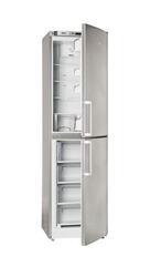 Холодильник с морозильником ATLANT ХМ 4425-080 N серебристый