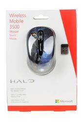 Мышь беспроводная Microsoft 3500 HALO Master Chief