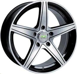 Автомобильный диск Литой Nitro Y243 6,5x15 5/114,3 ET 40 DIA 73,1 BFP