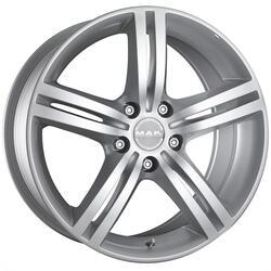 Автомобильный диск Литой MAK Veloce Italia 6x15 5/100 ET 48 DIA 56,1 Silver